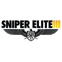 Sniper Elite III cd cover