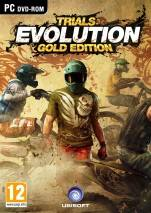 Trials Evolution: Gold Edition dvd cover