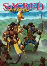 Sacred Citadel dvd cover