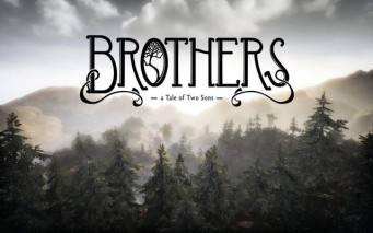 Brothers: A Tale of Two Sons dvd cover