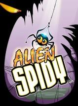 Alien Spidy poster 