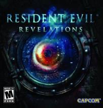Resident Evil: Revelations Cover