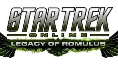 Star Trek Online: Legacy of Romulus dvd cover
