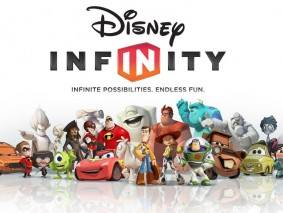 Disney Infinity dvd cover