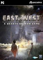 East  vs. West: A Hearts of Iron poster