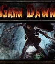 Grim Dawn dvd cover