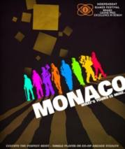 Monaco: What's Yours Is Mine dvd cover