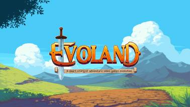 Evoland dvd cover