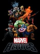 Marvel Heroes dvd cover