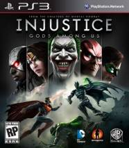 Injustice: Gods Among Us cd cover