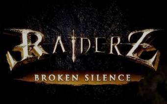 RaiderZ: Broken Silence dvd cover