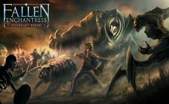 Fallen Enchantress: Legendary Heroes poster