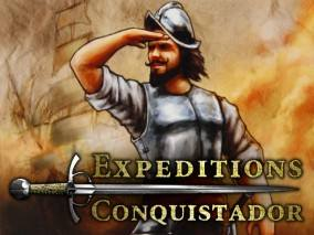 Expeditions: Conquistador poster