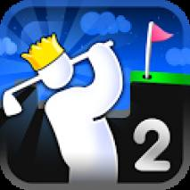 Super Stickman Golf 2 dvd cover