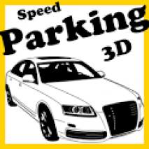 Speed Parking 3D dvd cover