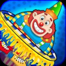 Fling Clowny dvd cover