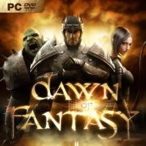 Dawn of Fantasy: Kingdom Wars dvd cover