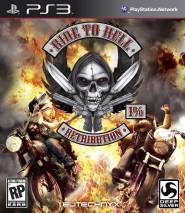 Ride to Hell: Retribution cd cover