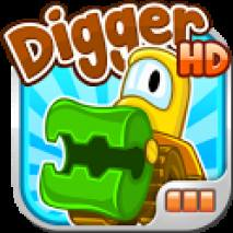Digger HD dvd cover