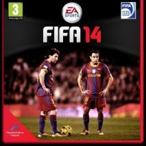 FIFA 14 dvd cover