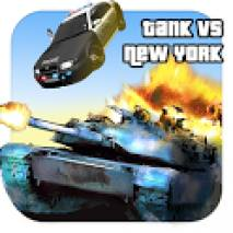 Tank vs New York dvd cover