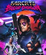 Far Cry 3 Blood Dragon dvd cover