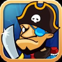 Pirate Dash dvd cover
