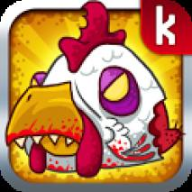 Zombie Chickens dvd cover