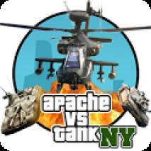 GT Apache vs Tank in New York dvd cover