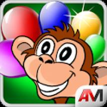 Monkey Balloon Tower Defense dvd cover