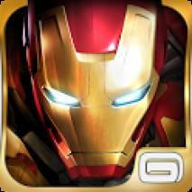Iron Man 3 - The Official Game Cover