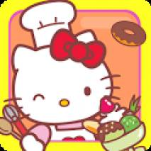 Hello Kitty Cafe Seasons dvd cover