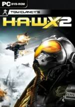 Tom Clancy's H.A.W.X. 2 dvd cover