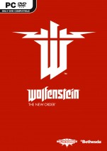 Wolfenstein: The New Order dvd cover