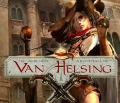 The Incredible Adventures of Van Helsing dvd cover