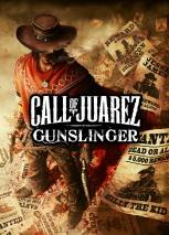 Call of Juarez: Gunslinger dvd cover