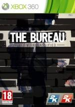 The Bureau: XCOM Declassified dvd cover