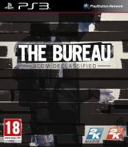 The Bureau: XCOM Declassified cd cover
