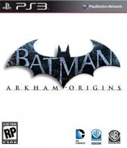 Batman: Arkham Origins dvd cover