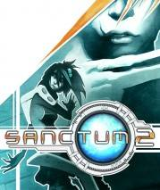 Sanctum 2 cd cover