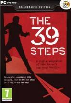 The Thirty-Nine Steps dvd cover