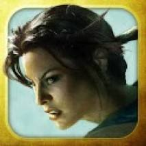 Lara Croft: Guardian of Light dvd cover 