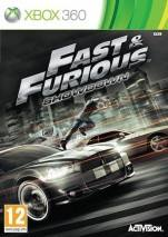 Fast & Furious™: Showdown dvd cover