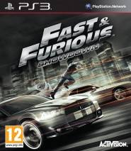 Fast & Furious™: Showdown cd cover