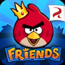 Angry Birds Friends dvd cover
