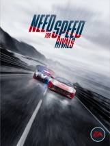 Need for Speed: Rivals cd cover