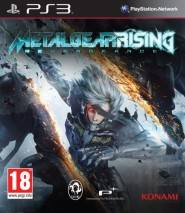 Metal Gear Rising: Revengeance  dvd cover
