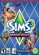 The Sims 3: Dragon Valley dvd cover