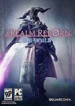 Final Fantasy XIV Online: A Realm Reborn dvd cover