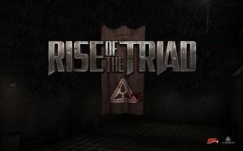 Rise of the Triad Cover